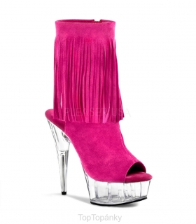 Pleaser Delight-1019-Fuchsia